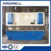 Máquina de dobra do freio da imprensa hidráulica da folha da placa de metal do CNC com melhor preço (WC67Y-100TX3200)