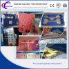 Máquina de estaca automática da precisão 4-Column para o plástico/couro/borracha/espuma