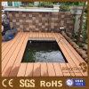 Plancher composé de Decking de piscine de stabilité thermique de Foshan