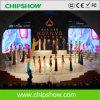 Afficheur LED polychrome d'intérieur d'étape de Chipshow Rr3.3I grand