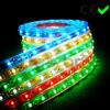 5050의 RGB 유연한 LED 지구 빛