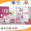 Bâti en bois de meubles de chambre à coucher d'enfants de qualité en gros (UL-H890)