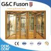 Porte coulissante en bois lourde de cabinet