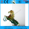 3-8mm Clear Matrix Patterned Glass com CE & ISO9001