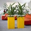 Großer rechteckiger Fiberglas-Pflanzer (FO-290)