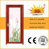 アルミ合金の振動浴室のドア(SC-AAD049)