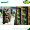 Planteur s'arrêtant de Multi-Poche de PE de jardin vertical respectueux de l'environnement de tissu