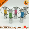 새로운 소형 방수 원통 모양 다이아몬드 USB 지팡이 (YT-3312)