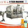Завод бутылки питьевой воды автоматическим управлением PLC Carbonated