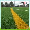 Césped artificial del sintético de la hierba del fútbol Ultravioleta-Resistent