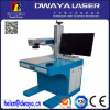 Машина маркировки высокой эффективности Dwaya и лазера волокна низкой цены