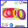 Mischfarben-Silikon-Korn-Armband-kleines rundes Silikon-Armband
