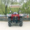90HP Farming Tractor met Hapering Implements