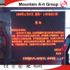 전시 실내 발광 다이오드 표시를 광고하는 P6mm