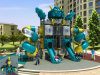 Kaiqi Large Cool Robot themenorientiertes Childrens Outdoor Playground - Available in Many Colours (KQ50062A)