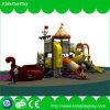 海賊船の主題のための子供の娯楽プラスチック屋外の運動場