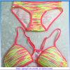 Slips d'Iridescence de modèle d'OEM pour le jeu de sous-vêtements de jeunes filles