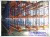 Racking de rádio automático da pálete da canela da alta qualidade para o armazenamento do armazém