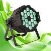 van Lichte LEIDENE van het PARI 18X10W RGBW de Wasmachine van de Muur Buidling van de Staaf