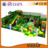 Campo da giuoco molle dell'interno dei bambini di tema della giungla di Vasia