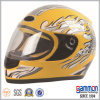 古典的なCheap Full Face MotorcycleかMotorbike Helmet (FL108)