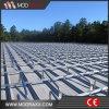 주문 설계되는 태양 전지판 주석 지붕 벽돌쌓기 시스템 (NM0253)