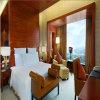 Insieme di lusso della mobilia della camera da letto di legno solido