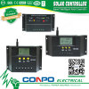Cm10A~80A、12V/24Vまたは48V、LED/LCDのPWMの太陽コントローラ