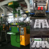 Hl da máquina plástica pequena da modelação por injeção do servocontrol do tampão de frasco de 125g