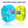 아이 소형 GPS 추적자 시계 Q12 GPS 전화 시계