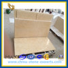 Cream Rosebeige Marble Tile for Flooring / Wall Cladding (YQZ-MT1014)