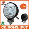 12W 4 '' van uitstekende kwaliteit LED Work Light voor 4X4 Driving Light Op zwaar werk berekende LED Light