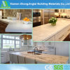 Granite/Stone blancos Top Quartz Countertops para Bathroom y Kitchens