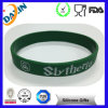 Abitudini Design Cheap Silicone Bracelet per Promotional Gifts