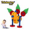 La pista de Thinkertoy bloquea el martillo grande educativo del mundo animal de la serie de los animales del juguete (A6303)