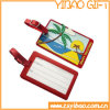 Promotional Production (YB-t-009)のための高品質PVC Luggage Tag