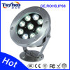Hoge Power RGB LED Underwater Light voor Fountain