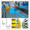 PLC PanasonicとのPromotion Highquality Fully Automatic Galvanized Steel Pallet Rack Roll Forming Machine