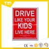 Traffic Safety를 위한 Sign Reflective Label를 모십시오
