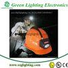 4.5ah李イオン電池のクリー族LEDの安全LCD表示が付いているコードレス鉱山のCaplamp