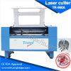 Prezzo automatico della macchina per incidere di taglio del laser del CO2 della taglierina del laser del fuoco