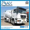 Shancman 8X4 Left/Righthand Drive 16cbm Mixer Truck Concrete Truck Dimensions