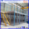 Venda quente para a plataforma de aço da cremalheira de equipamento do armazém Q235 da fábrica