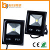 diodo emissor de luz Lighting Outdoor Floodlight Aluminum+ Toughened Glass Flood Lights do poder superior 10W e do Quanty
