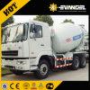 6X4 8-10m3 de Vrachtwagen van de Concrete Mixer Shacman van Camc HOWO
