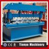 Trapezoides Dach-Fliese Sherting Panel walzen die Formung von Maschine 760 kalt