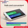 Côté sans fil de pouvoir de caisse de batterie au lithium de chargeur de Qi universel pour l'iPhone 6