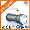 Torcia elettrica di campeggio Emergency del pompiere dell'indicatore luminoso della torcia della lega di alluminio della torcia elettrica della torcia elettrica potente LED LED