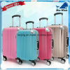 Облегченный алюминиевый чемодан сплава магния багажа вагонетки Bw1-165