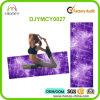 Самое популярное классицистическое пурпуровое напечатанное перемещение циновок йоги